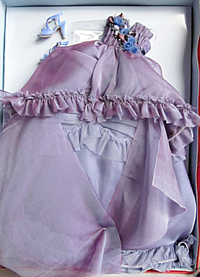 Tonner Fanciful 16 In. Antoinette Doll Outfit Only, 2013 (Image1)