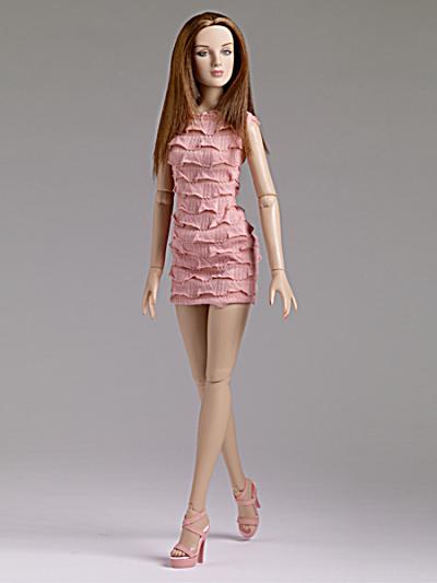 Ruffle Rose Basic Antoinette Doll, Tonner 2013 (Image1)