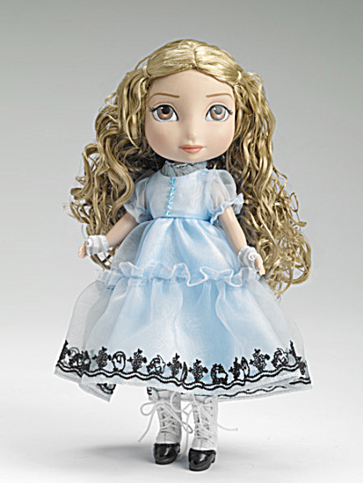 Tonner Tim Burton's 8 In. Alice Kingsleigh Doll 2010 (Image1)