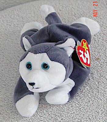 Ty Nanook the Husky Beanie Baby 1997-1999 (Image1)