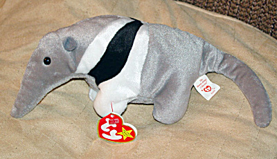 Ty Ants The Anteater Beanie Baby, 1998