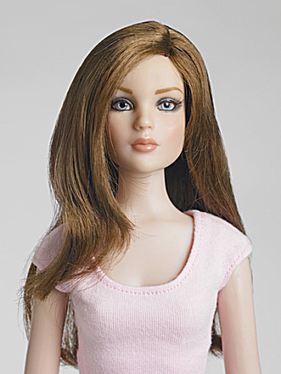 Tonner Cami and Jon West Side Brunette Doll  Wig Only (Image1)