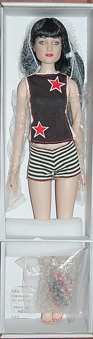 All Star Liu Liu Basic Doll, Tonner 2013 (Image1)