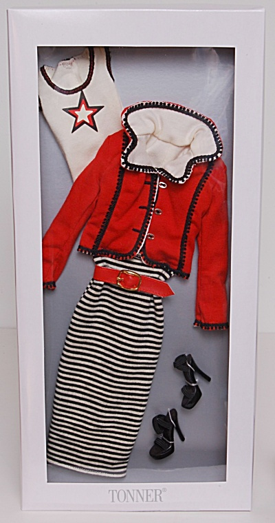 Tonner All Star Business Outfit Only For Cami Dolls, 2013