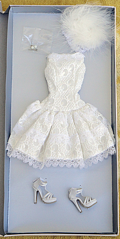 Tonner Summer Lace Outfit Only For Cami Dolls, 2013