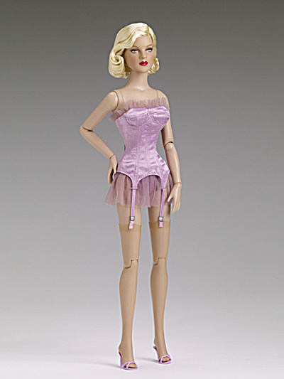 Blonde Wigged All Vintage DeeAnna Denton Doll, Tonner 2013 (Image1)