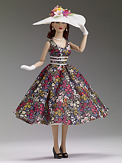 A Day at the Races DeeAnna Doll Outfit Only, Tonner 2013 (Image1)