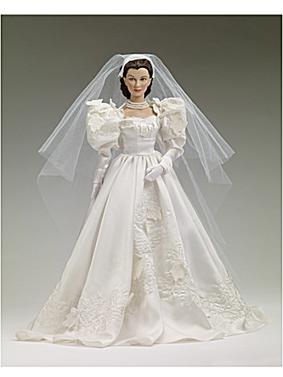 Scarlett's Wedding Day Gone With The Wind Doll, Tonner 2012