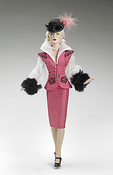 Matinee Luncheon Hollywood Glamour Doll Outfit, Tonner 2011 (Image1)