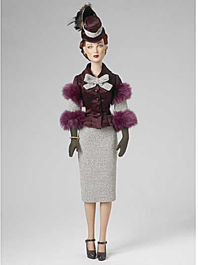 Tonner Feather in Her Hat Anne Harper Doll 2011 (Image1)