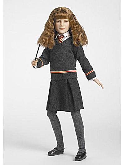 2011 Tonner 12 In. Hermione Granger Doll Without Robe (Image1)