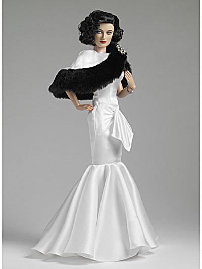 Joan Crawford Devil in White Doll Tonner 2011 (Image1)