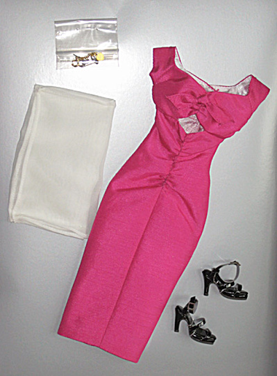 Tonner Hot Night Marilyn Monroe Doll Outfit (Image1)