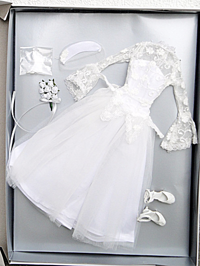 Tonner Shipboard Wedding Marilyn Monroe Doll Outfit Only (Image1)