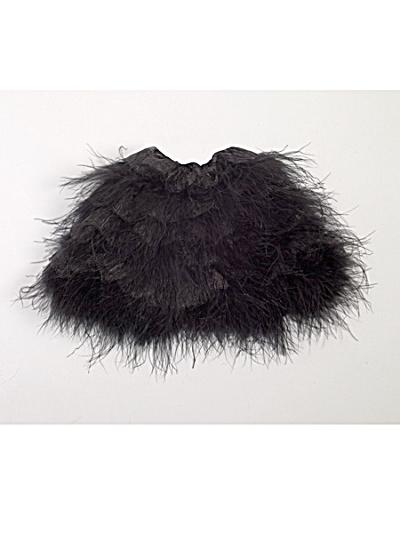 Tonner 16 In. Nu Mood Doll Black Ballet Skirt 2012 (Image1)