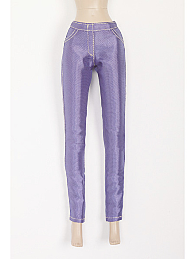 Tonner 16 In. Nu Mood Fashion Doll Purple Pants 2012 (Image1)