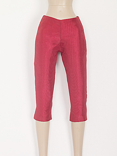 Tonner 16 In. Nu Mood Fashion Doll Red Pants 2012 (Image1)