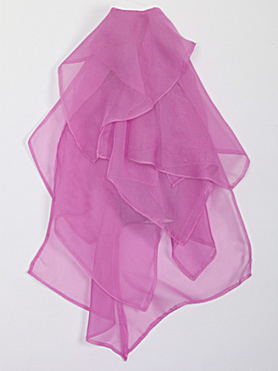 Tonner 16 In. Nu Mood Doll Lilac Chiffon Skirt 2012 (Image1)