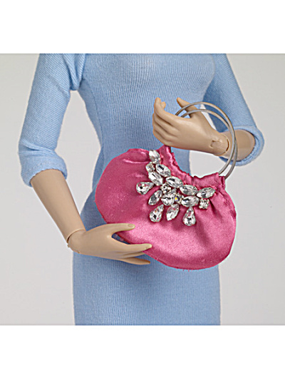 Tonner Nu Mood Pink Fashion Doll Purse 2012 (Image1)