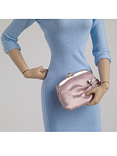 Tonner Nu Mood Champagne Fashion Doll Purse 2012 (Image1)