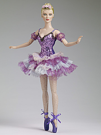 Morning Mist Tonner Ballet Doll 2013