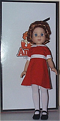 Tonner Vinyl Orphan Annie Doll 1997 (Image1)