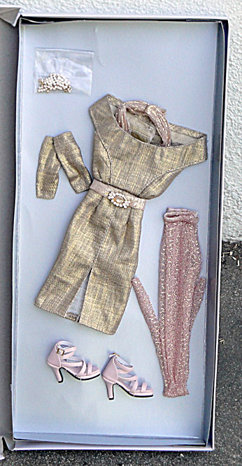 Tonner Decadence 16 In. Precarious Doll Outfit Only, 2012 (Image1)