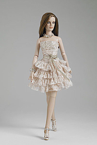 Tonner Shimmering Crush 13 In. Revlon Doll Outfit Only, 2010 (Image1)