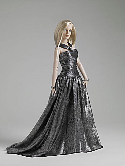 Tonner Liquid Metal 13 In. Revlon Doll Outfit Only, 2010 (Image1)