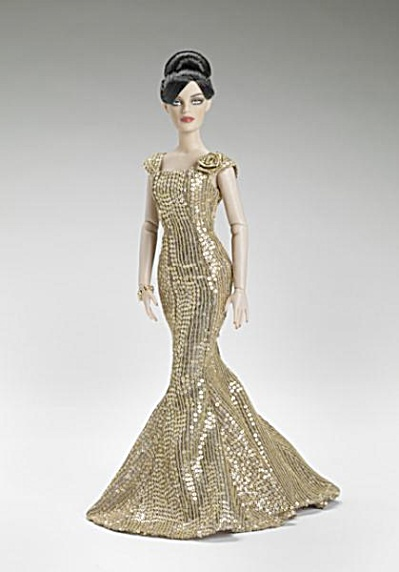 Tonner Midas Touch 13 In. Revlon Doll Outfit Only, 2011 (Image1)