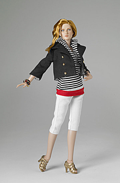 Tonner Nautical by Nature 13 In. Fashion Doll Outfit Only (Image1)