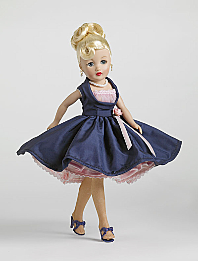 Tonner Frosted Pink 10.5 In. Revlon Doll, 2010 (Image1)