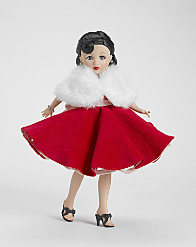 Tonner Queen of Diamonds 10.5 In. Revlon Doll, 2010 (Image1)