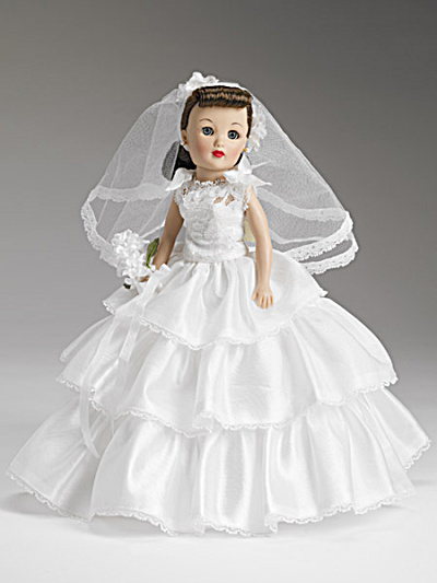 Tonner Blushing Bride 10.5 In. Revlon Doll, 2011 (Image1)
