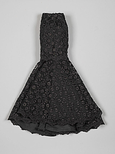 Tonner 16 In. Wentworth Fashion Doll Lace Evening Skirt (Image1)