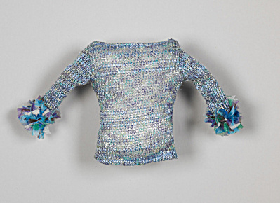 Tonner 16 In. Wentworth Fashion Doll Impressionist Sweater (Image1)