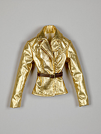 Tonner 16 In. Wentworth Fashion Doll Gold Downtown Jacket (Image1)