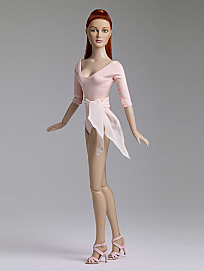 Warm-Up Basic Shauna 16 In. Fashion Doll, Tonner 2013 (Image1)