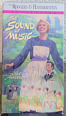 The Sound Of Music Vhs Color Movie