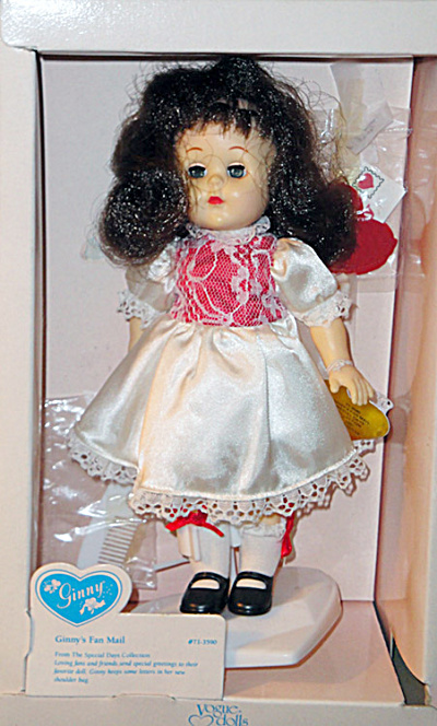1991 Dakin Vogue Dakin Ginny's Fan Mail Doll (Image1)