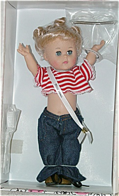 Vogue Miss 1990s Century Ginny Doll 1999 (Image1)