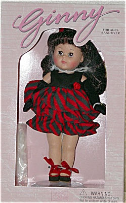 Vogue Modern Ginny Discovers Madrid Doll 1999 (Image1)