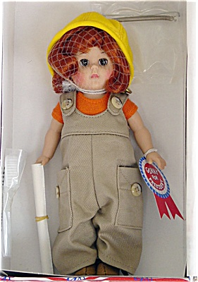 Vogue Ginny Woos the Labor Vote Doll 2000 (Image1)