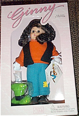 Vogue Disney Ginny Goes Goofy Doll 2000 (Image1)