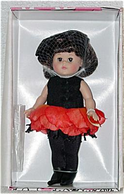 Vogue Oriental Poppy Modern Ginny Doll 2001 (Image1)