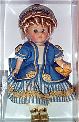 Vogue Modern Ginny Doll as Goldilocks 2001 (Image1)