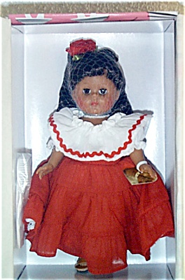 Vogue Ginny in Mexico International Doll 2002 (Image1)
