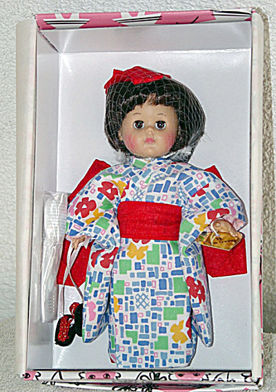 Vogue Ginny from Japan Doll 2002 (Image1)