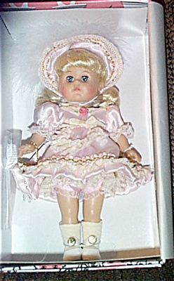 Vogue 2003 Pink Victorian 1855 Ginny Doll (Image1)