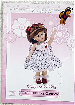 Vogue 2004 Ginny And Just Me Doll Catalog